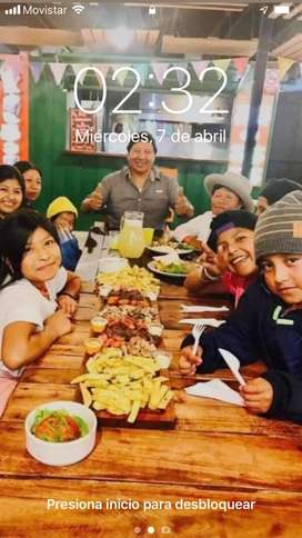 Anticresis Negocio en Otavalo
