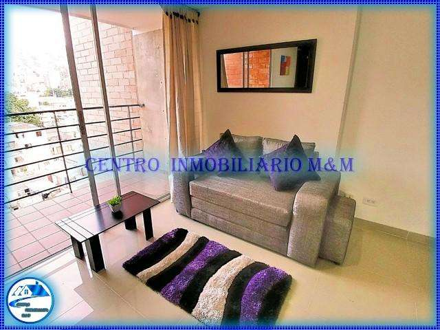 Apartamento Amoblado Por Días en Medellín Código: 2000 0