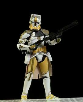 CLONE COMMANDER BLY - STAR WARS THE BLACK SERIES