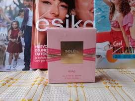 Perfume Soleil Rose de esika (mujer)