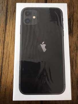 iPhone 11 64gb nuevo + case