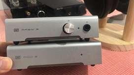 DAC schiit modi + magni heresy  amplificador de audifonos auriculares