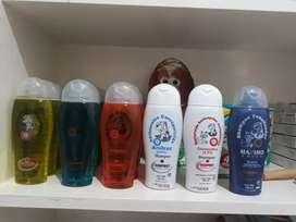 Vendo shampoo  blanqueador  y  pulguisidas