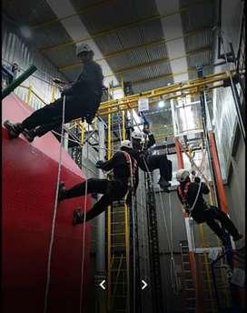 cursos de alturas certificados