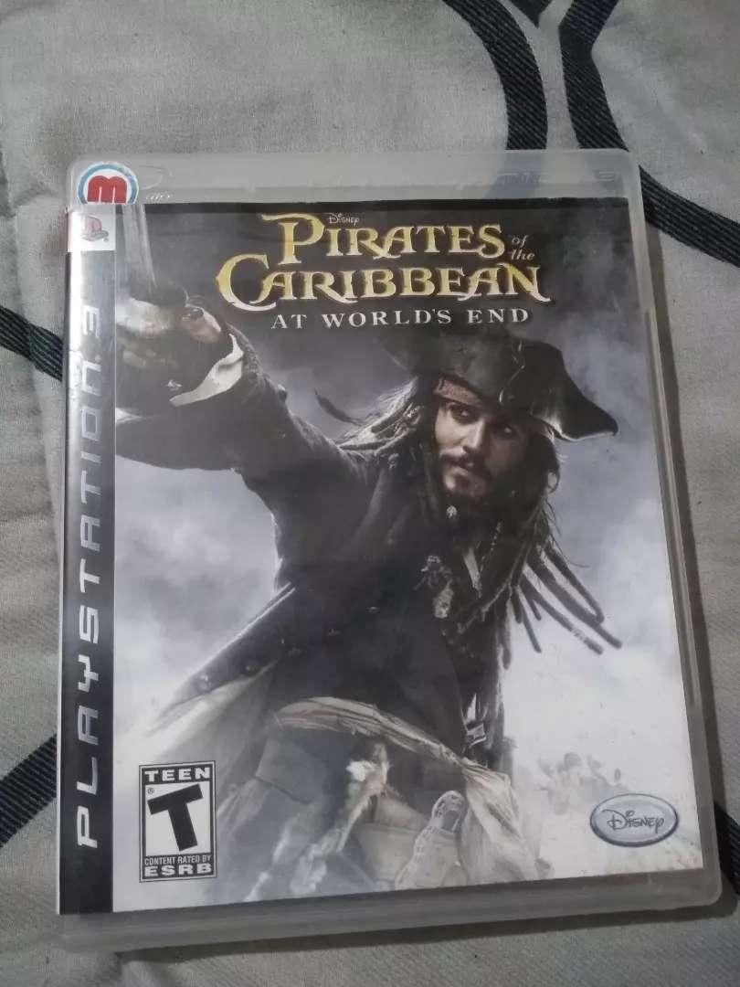 Piratas del Caribe Ps3 0