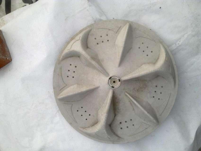 Agitador plano aspas para lavadora digital pequeña
