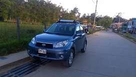 Vendo Daihatsu terios 2011 full equipo. 4x4