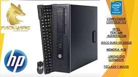 CPU CORPORATIVA HP INTEL PENTIUM G3220 3.0GHZ 4GEN