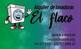Alquiler de Lavadoras Al Centro Y Dosqda