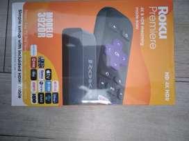 Roku Premier 4k, nuevos caja sellada