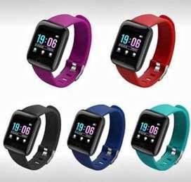 EN OFERTA: Reloj inteligente smartwatch 116 Plus + Envío + garantía + pago contra entrega + OBSEQUIOE