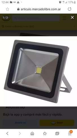 Reflector led 50w nuevo celu