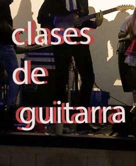 Clases básicas de guitarra O ukelele para niños y adultos.