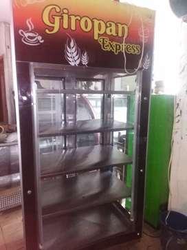 Vertical refrigeración
