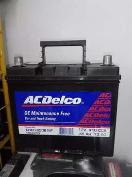 Bateria acdelco bateria Sail mazda2