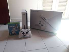Xbox One s 1TB 1CONTROL +1 JUEGO (ECONOMICO)