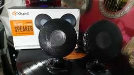 Parlantes  kisonli  spker  S-888  USB 3.0  DISEÑO EXCLUSIVO 3 meses de   garantía