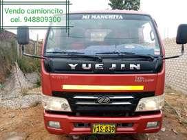 Vendo camioncito yuejin _h100