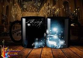 Tazas Personalizadas Harry Potter / Jarro Sublimado