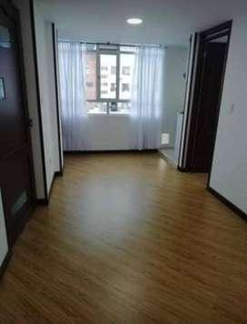 Vendo lindo apartaestudio con terraza privada de 95 metros cuadrados