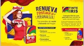 TINTE DE ROPA