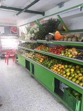 VENTA DE SUPERMERCADO (CARNES, FRUTAS Y VERDURAS)