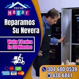 Servicio Técnico especializado en reparacion y mantenimiento