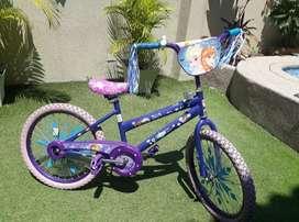 Bicicleta de niña aro 20