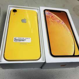 iPhone Xr 64Gb 128Gb  Garantia