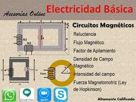 Electricidad Basica, Clases Virtuales