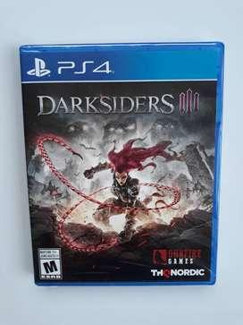 Darksiders 3 Juego Ps4 Nuevo Y Sellado