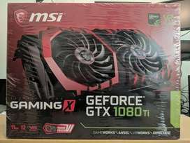 Tarjeta de Video MSI GEFORCE GTX1080TI 11GB