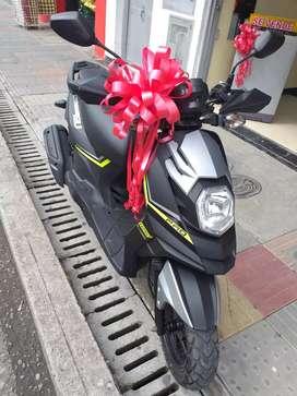 Vendo motocicleta akt125 dinámica pro