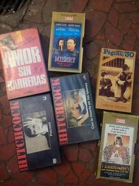 Para coleccionistas películas en vhs originales