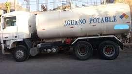 vendo cisterna de agua
