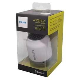 Parlantes Philips Bluetooth Bt50