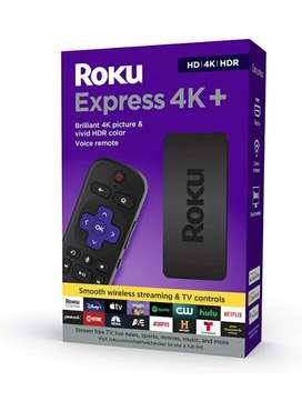 ROKU EXPRESS 4K + 2021