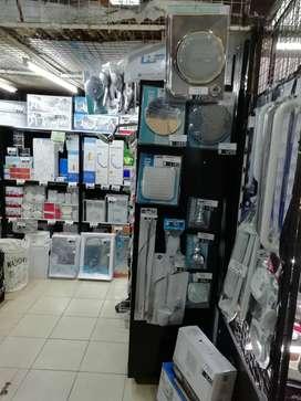 fondo de comercio decoración baños y sanitarios en Paseo de Compras