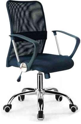 Silla ejecutiva modelo DUBAI, silla secretarial, silla giratoria, silla de oficina