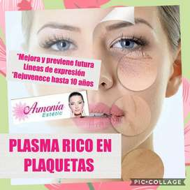 Plasma Rico en Plaquetas