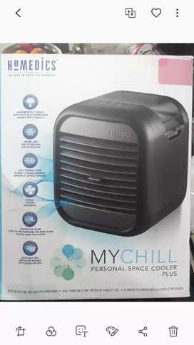 Climatizador portátil aire frio