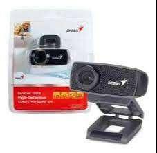 Webcam Genius Facecam 1000x Camara Web 720p Hd