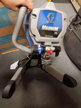 Magnum  maquina para pintar X5
