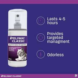 Feliway classic spray gatos x 60 ml