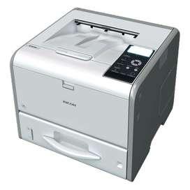 Impresora Ricoh Aficio SP 4510DN - Usada