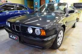 Vendo BMW 520I 24 Valvulas Modelo 1990.