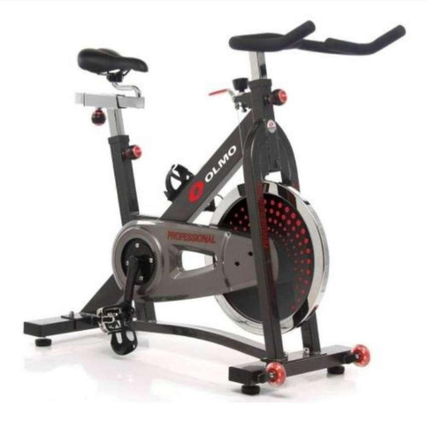 Bici Profesional de Spinning Olmofitness 0