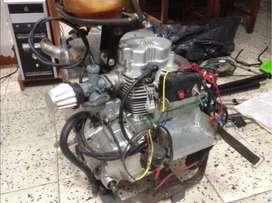Motor AKT 125