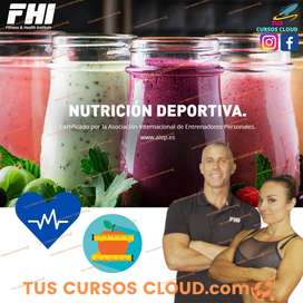 Nutrición Deportiva Fitness & Health Institute Education
