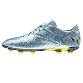 Guayos Adidas Messi 15.2 Fg, Color Agua, Nuevos